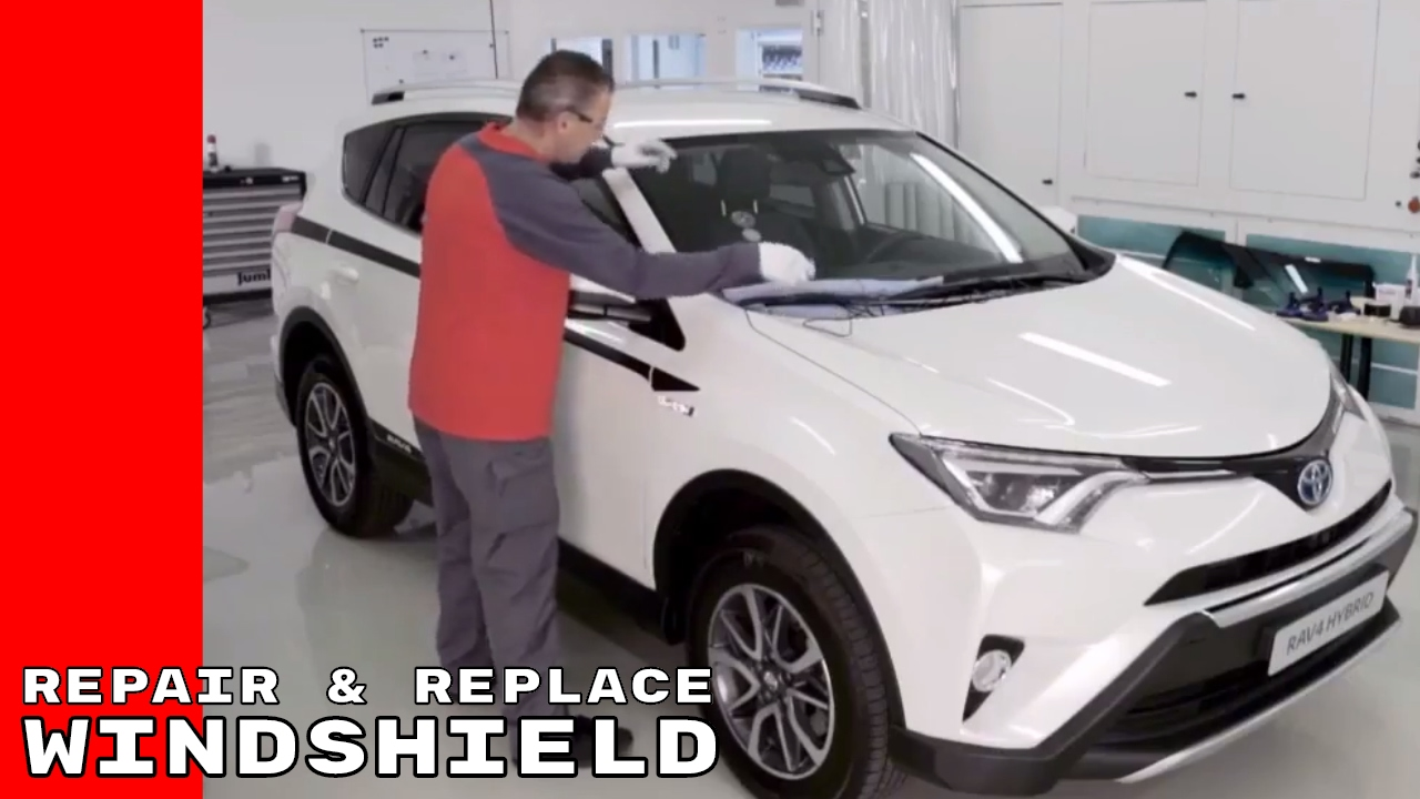 Toyota Windshield Repair & Replace