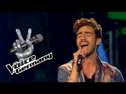 Am Seidenen Faden - Tim Bendzko | Mino Westhauser Cover | The Voice of Germany 2015 | Audition