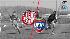 Régional 1 FC Montceau Bourgogne - UF Maconnais