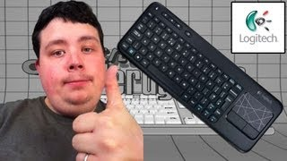 Reviewing Logitech K400 Wireless Touch Keyboard - HTPC, Media Center, PLeX, XBMC
