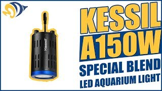 Kessil A150w Special Blend Led Aquarium Light Product Demo