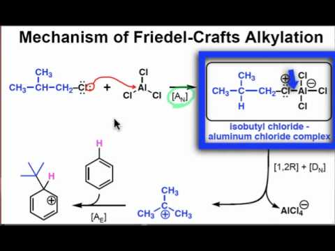 Friedel-Crafts Alkylation and Acylation