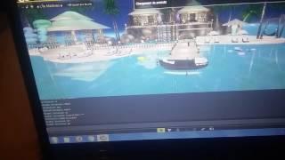 Ma première vidéo  (imvu)