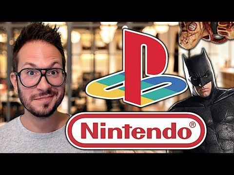 Sony sur les premiers jeux PS5, Nintendo cartonne mais rate son pari, Batman Arkham Crisis...