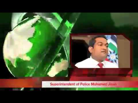 Superintendent of police Mohamed Jinah's statement (part 2)