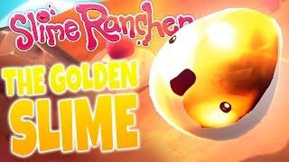 Slime Rancher Gameplay - Golden Slime & Ancient Key! - Slime Rancher Game Highlights