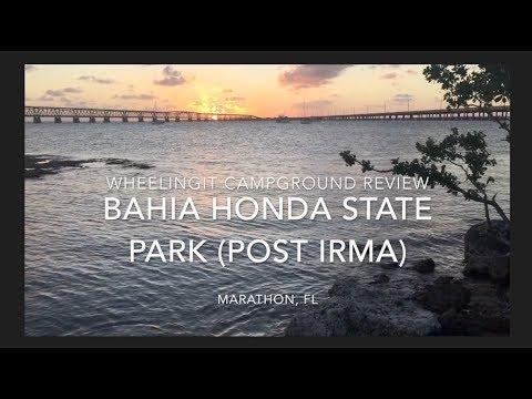 Bahia Honda State Park Campground Review (Post Irma Update)