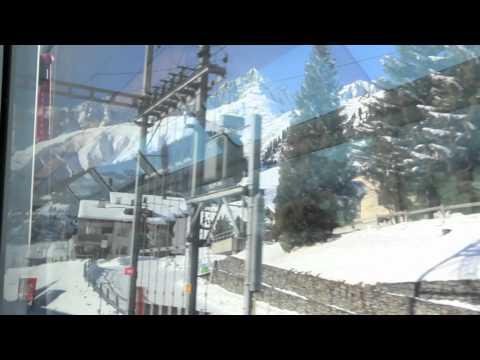 Glacier Express January 2011!