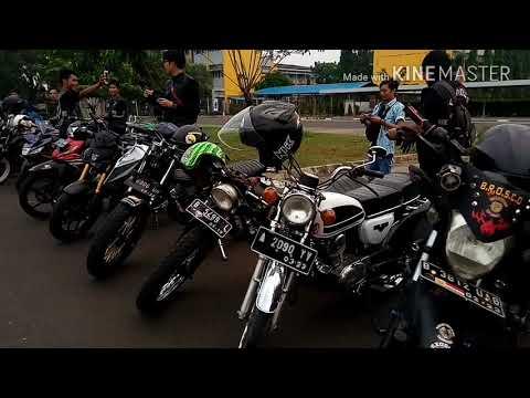 Silahturahmi costum culture tangerang part II , follow @RIDERS_BROTHERS_TANGERANG