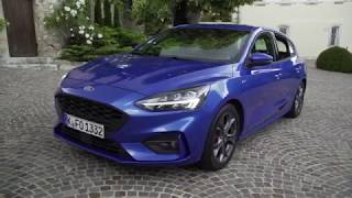 Ford Focus ST-Line (2019) In Nizza (Italy)
