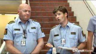 Norway police: Anders Behring Breivik had other targets