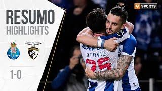 Highlights   Resumo: FC Porto 1-0 Portimonense (Liga 19/20 #22)