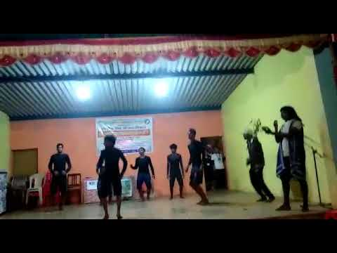 Mumbai university nss camp sindhudurg primier kabbadi song dance