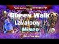 #2/2 Poetic Justice vs ARTIFICIEROSTOP| Queen Walk, Miner, Laloon | 3 Stars War TH11 | ClanVNN #290