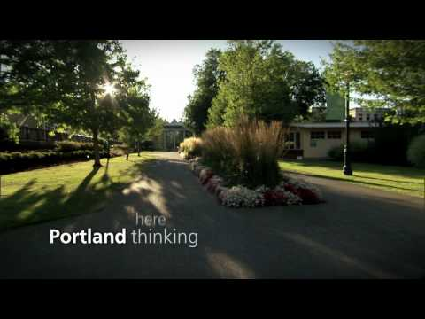 We're Portland State University