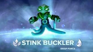 Stink Portal of Power - Skylanders: Swap Force - E3 2013 Gameplay (Xbox 360)
