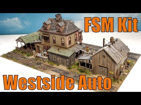 FineScale Miniatures 2015 Super Kit Westside Auto | FSM Kit