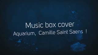 Sample: Aquarium Camille Saint Saëns. Creepy Music Box. Buy Paper Strip On Etsy. Custom Paper Strips