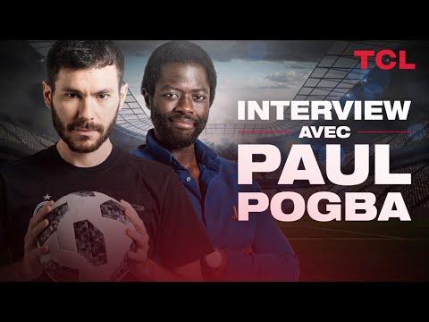INTERVIEW AVEC PAUL POGBA !