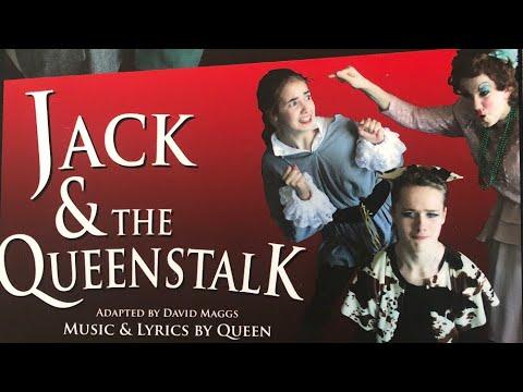 Graham Academy Show    Jack and the Queenstalk Under Pressure