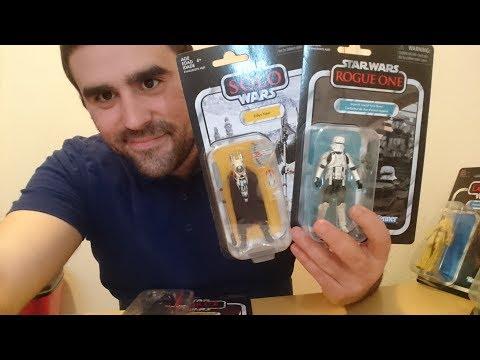 Heti videó: 01# Star Wars Vintage Collection figurák részletesen 1.rész
