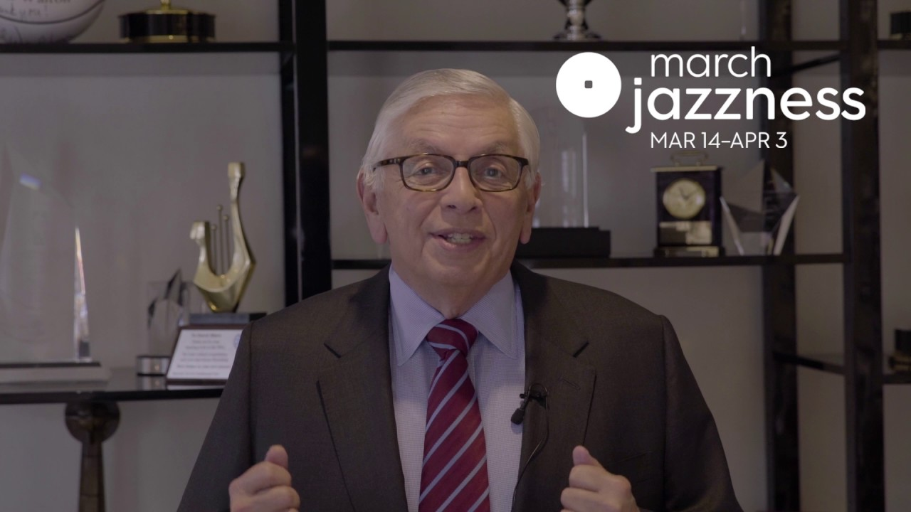 DAVID STERN Introduces MARCH JAZZNESS