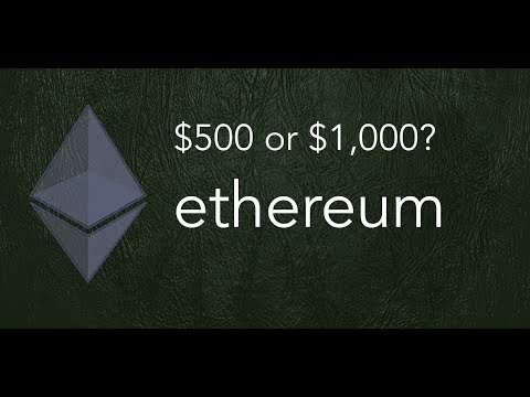 How High Can Ethereum Price GO? $500 Ethereum?
