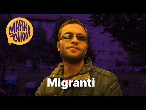 Marka Žvaka - Migranti | Migrants