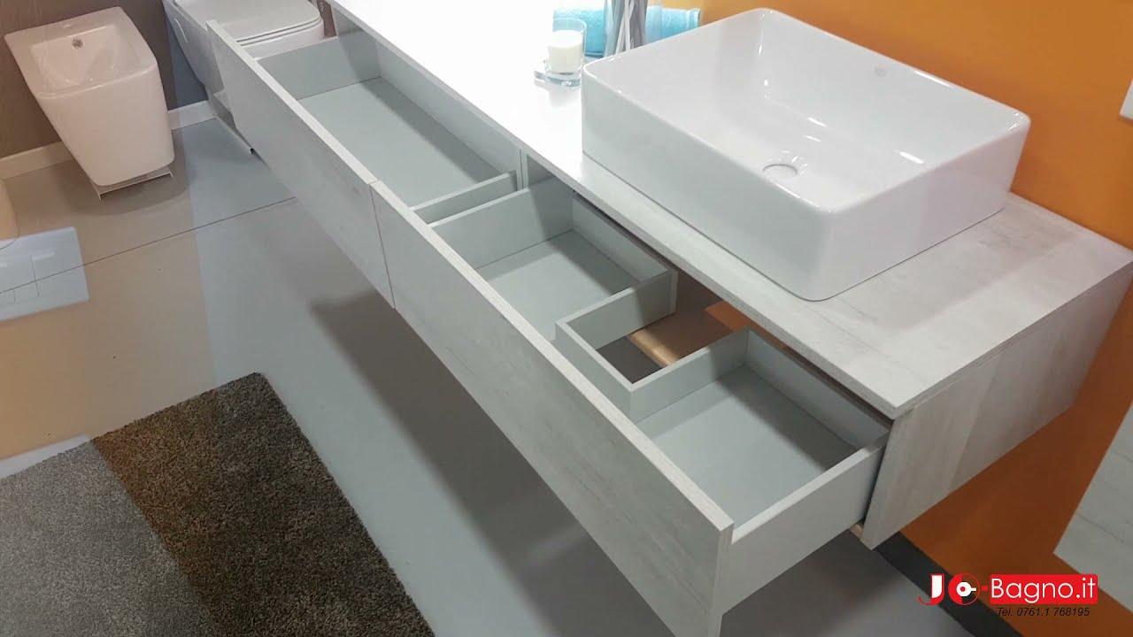 Mobili bagno moderni unika arredo bagno componibile youtube for Arredo bagno componibile