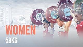 Ashgabat 2018 Highlights | Women 59kg