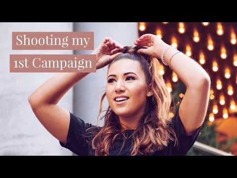 SHOOTING MY 1ST SPORT FX CAMPAIGN & WHAT I DID FOR MY BIRTHDAY | VLOG | Through Mona's Eyes