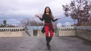 Cheez Badi   Machine   QUICK CHOREOGRAPHY   Expression Focused   Bollywood Dance   Deepa Iyengar