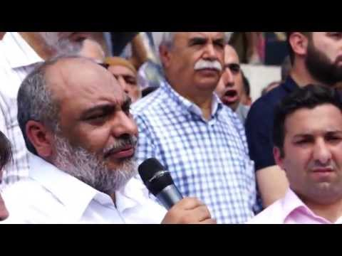 Turkish Muslims  Support Egypt and  Mohammed Morsi