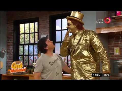 El humor de Rodrigo Vagoneta: chistes dorados