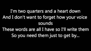 Fall Out Boy - Dance Dance Lyrics (HD)