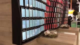 Vestel - 504 Telefon Video Wall MWC17
