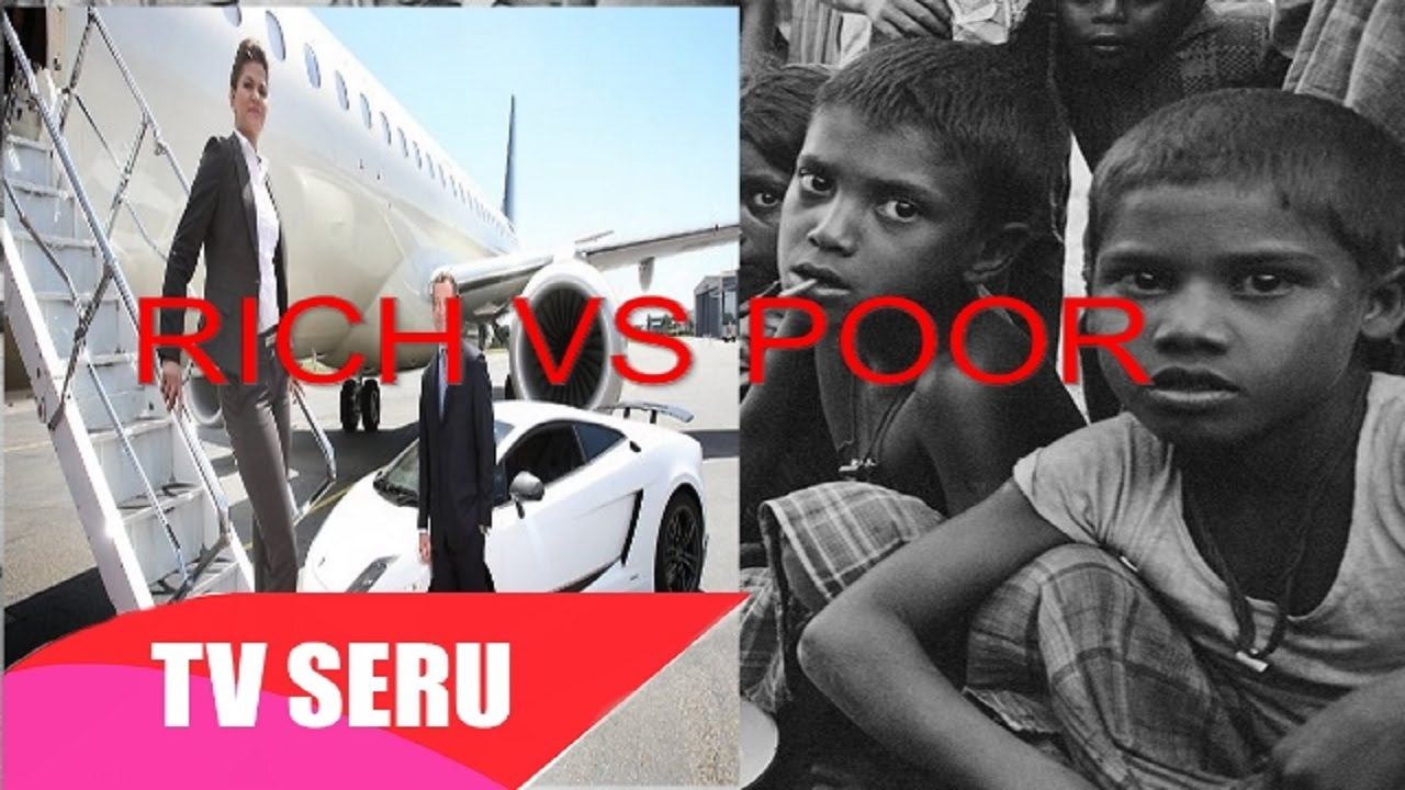 Rich Countries VS Poor Countries YouTube - Rich and poor countries