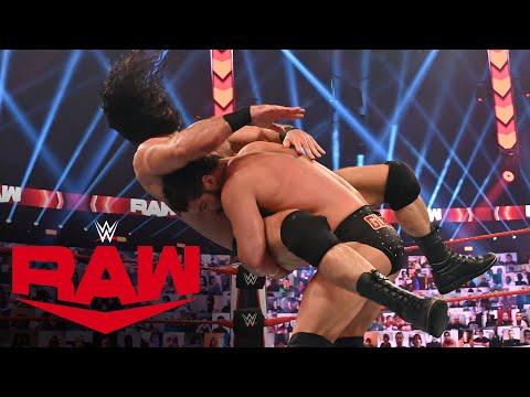 Drew McIntyre vs. Robert Roode – WWE Championship Match: Raw, Sept. 28, 2020