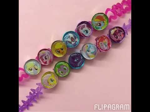 My Little Pony Charm Bracelet Kit