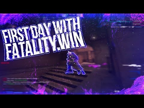 First Day With Fatality.win // Fatality.win Hvh Highlights // Fatality.win In 2020