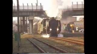 Polish Steam Locomotives 2001 & 2002