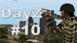 GTA San Andreas MTA DayZ #10 - A Caminho Da Base Militar