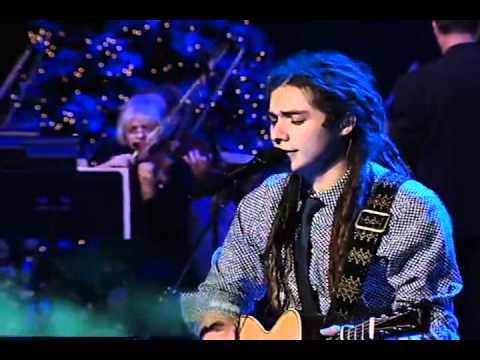 Jason Castro - I Heard the Bells on Christmas Day.wmv