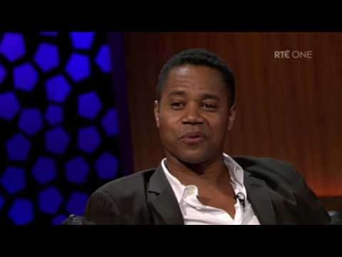 Ryan Tubridy vs Cuba Gooding Jr