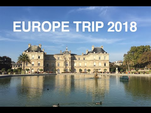 Europe Trip Fall 2018: Spain, Italy, France