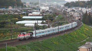 ♯150【名古屋市営地下鉄】鶴舞線N3000形N3112H甲種輸送
