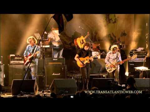 Transatlantic & Steve Hackett - The Return of the Giant Hogweed