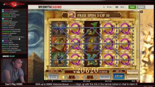10460 EURO WIN IN ONLINE CASINO LIVE ON STREAM !!(PLAYED HERE : http://go.slotspinner.com/mrsmith., 2016-11-19T01:24:37.000Z)