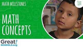 Does your 1st grader understand the tens and ones places? - Milestones from GreatSchools