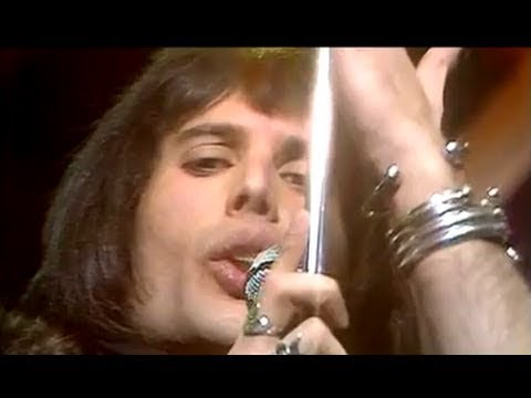 Queen  Killer Queen Top Of The Pops, 1974